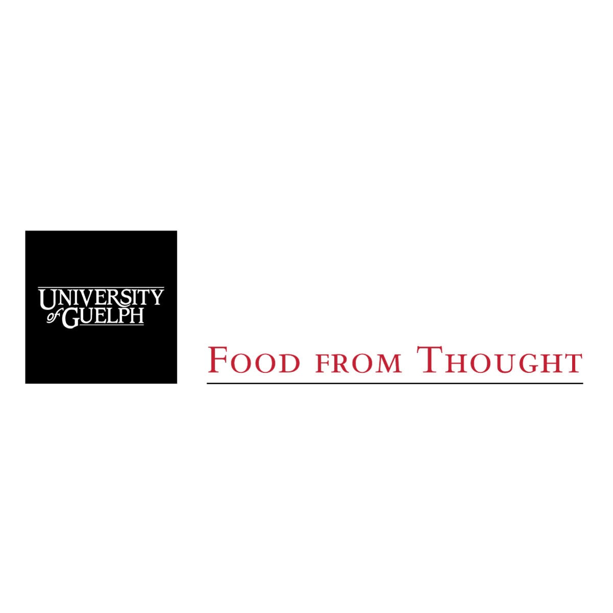 Food from Thought logo