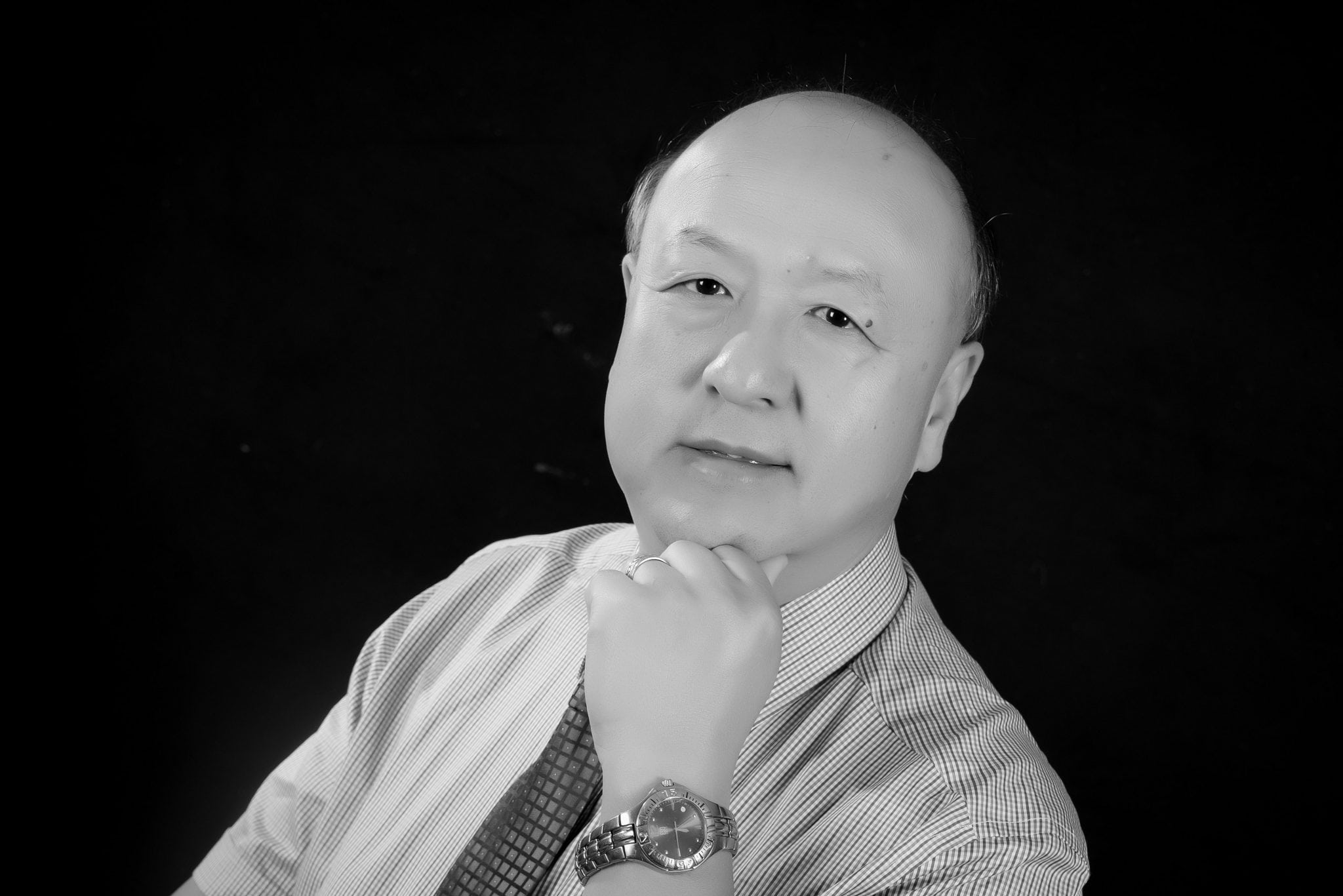 Photo of Prof. Ming Fan