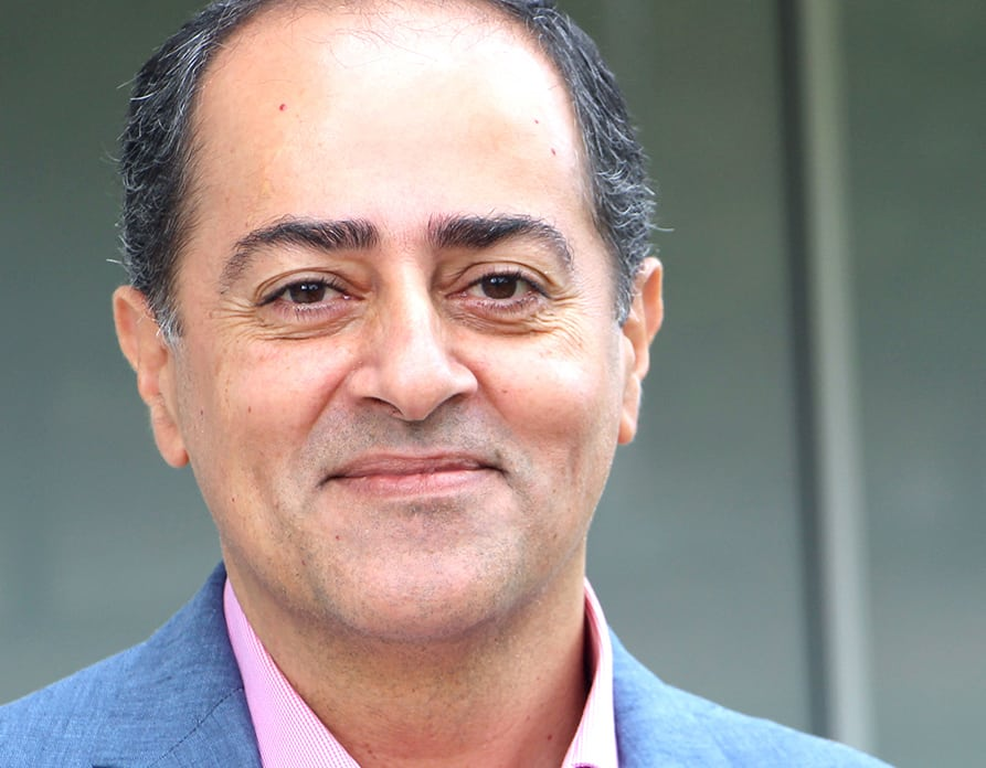 Shayan Sharif portrait
